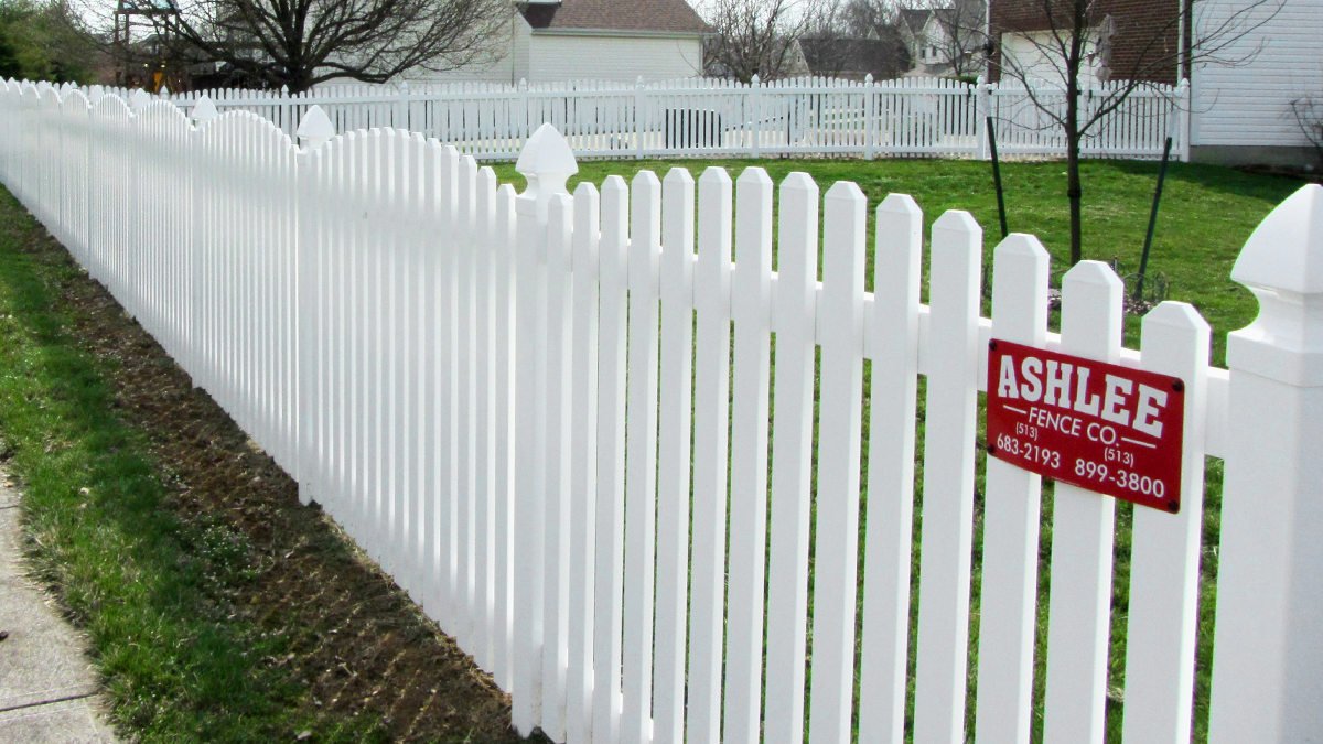 Vinyl fences are nostalgic and long lasting